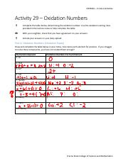 Activity 29 Oxidation Numbers.pdf
