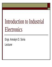 Introduction-to-Industrial-Electronics-lec-1