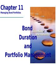Chapter+11_Duration+and+Managing+Bond+Portfolios.pptx