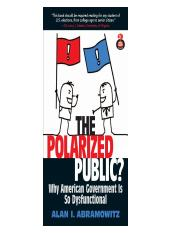 The Polarized Public