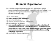 Business Organization_Partn