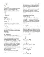 electrical engineering formula sheet pdf