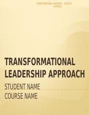 transformational leadership approach.pptx