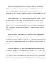 Immigration_Essay