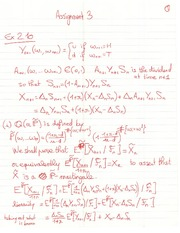 MATH 3FM3 Fall 2013 Assignment 3 Solutions