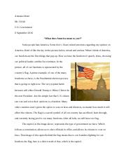 what does america mean to you.docx