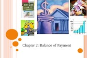 Chapter 2 - Balance of Payment