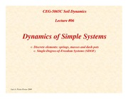SD-Lecture06-Dynamics-of-Simple-Systems