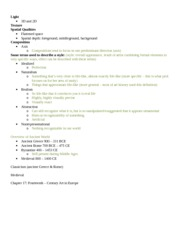 1-24 Class Notes