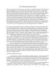 Environmental Problem Essay Essays Martin Luther Kingdocx  Nonviolence And Racial Justice This  Article Appeared In Christian Century The Premier Liberal Protestant Journal My Neighborhood Essay also Essay Titles Examples Essays Martin Luther Kingdocx  Nonviolence And Racial Justice This  Essays Judicial Activism