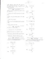 Chem 100 Review 2