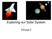 Exploring our Solar System  part 2