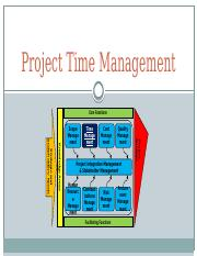 06-PMC-Project Time Management
