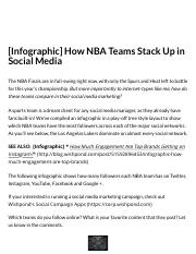 [Infographic] How NBA Teams Stack Up in Social Media.pdf