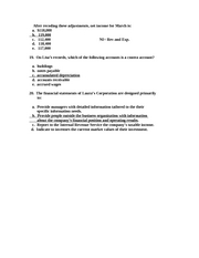 Acc 201 Sample Test 1form 1 page 6