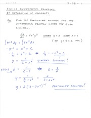 Math 242-Sec. 5.2B-Lecture notes