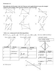 Worksheet 4_3 - ASA and AAS.doc
