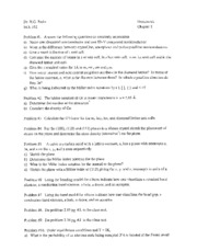ECE 352 CHAPTER 2 HOMEWORK solutions