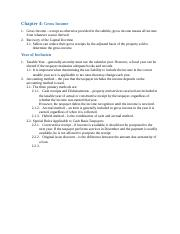TAX 310 Chapter 4
