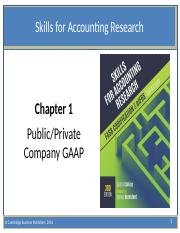 Public and Private Company GAAP.pptx