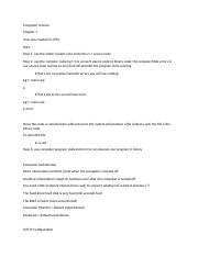 Comp Sci Notes 1 (chapter 1).docx