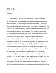Global Issue Paper
