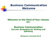 Bus  Comm(3)-Public Speaking NB640-Student Slides
