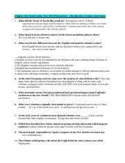 Study Guide Chapter 1 History.docx