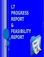 L7_-_Progress_Feasibility_Report