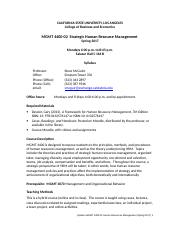 Syllabus MGMT 4400 HRM Sp 2017.doc
