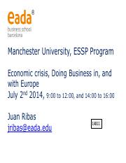 Ribas - Doing Business with Europe
