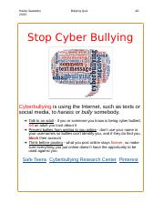 Stop Cyber Bullying Quiz.docx