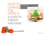 How to Change World - Lissa Rankin.pdf