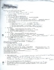 HST Globalization Notes