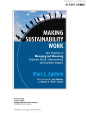 Making_Sustainability_Work_DISCUSSION