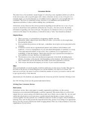 Assignment_Literature_Review