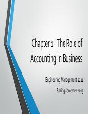 Chapter 1 - Role of Accounting in Business pdf