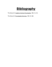 History Bibliographythe stamp act