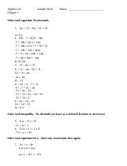 Algebra 2A Sample Work Chapter 1.docx
