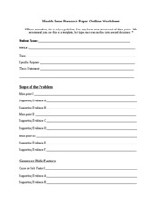 Health_Issue_Research_Outline_Worksheet