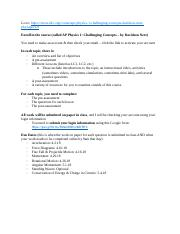 Instructions for EdX AP Review Course.docx