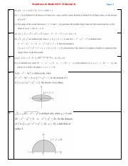 Solutions to Math 2011 (Tutorial 4).pdf