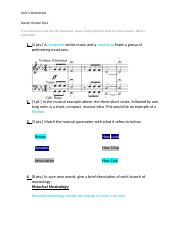 Printables Music Appreciation Worksheets music appreciation worksheets high school lesson plans for math worksheet appr 020a mount vernon worksheets