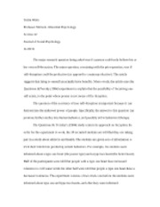 research journal paper 2