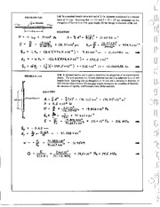 111_Mechanics Homework Mechanics of Materials Solution