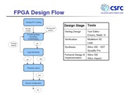MSIC Design Flows_rev2