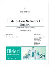 A REPORT on Bisleri.docx