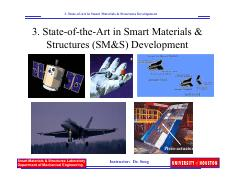 Structures and smart pdf materials