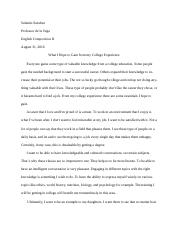 Week 1 Essay.doc