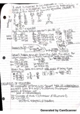 Degrees of Freedom Notes